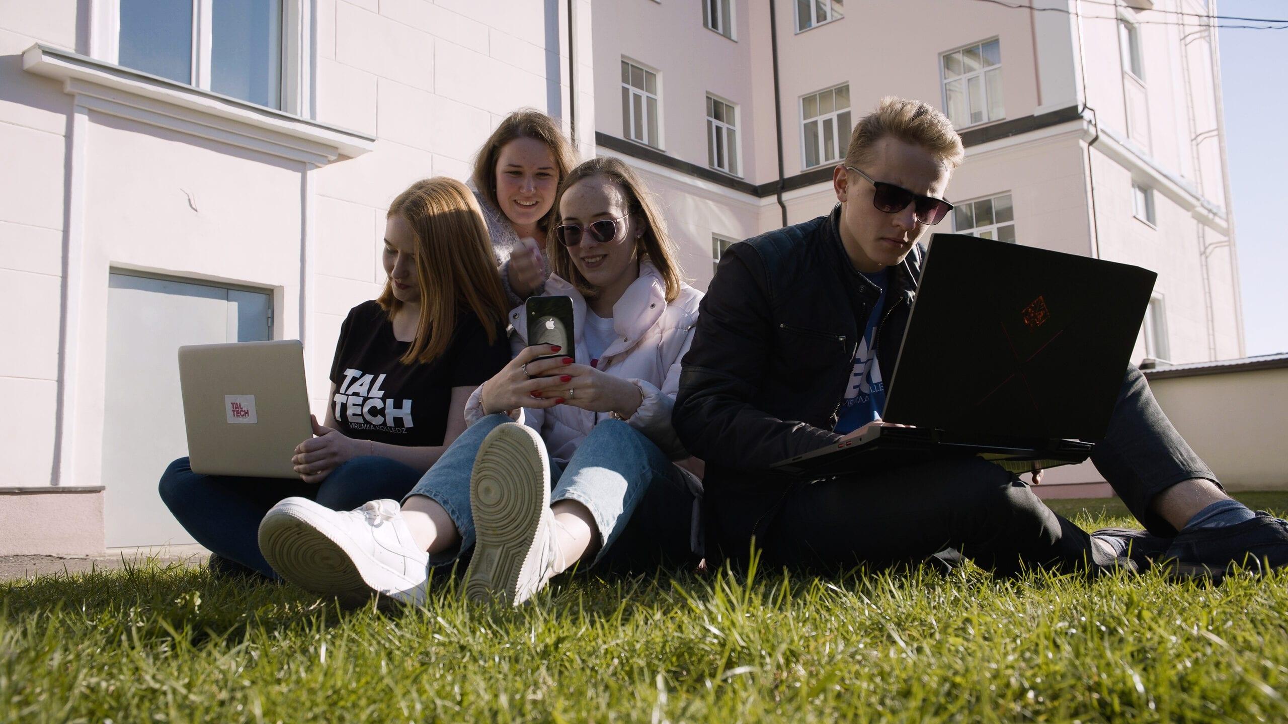 TalTech Virumaa kolledži tudengid